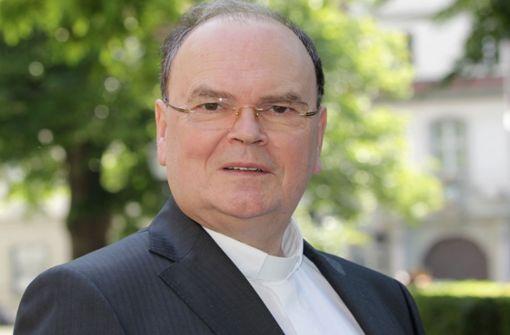 Prälat Bertram Meier zum neuen Bischof von Augsburg ernannt