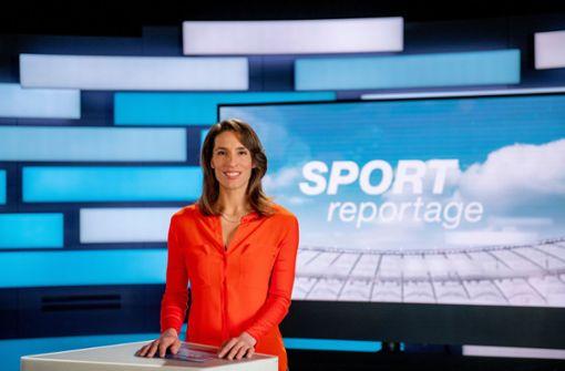 Vom Tennis-Star zur ZDF-Moderatorin