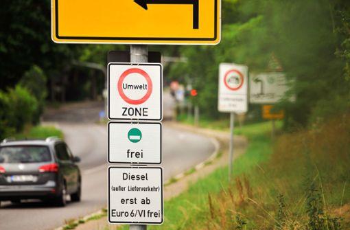 Stadt hält erstmals den EU-Grenzwert für Stickstoffdioxid ein