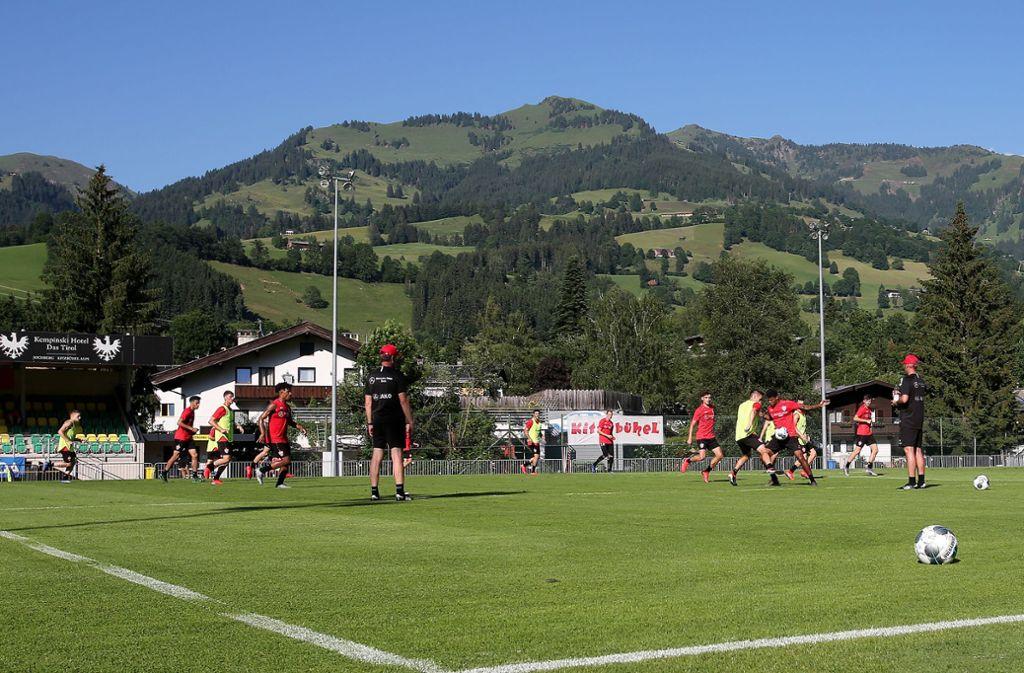 Alles Wissenswerte zur VfB-Saisonvorbereitung. Foto: Pressefoto Baumann