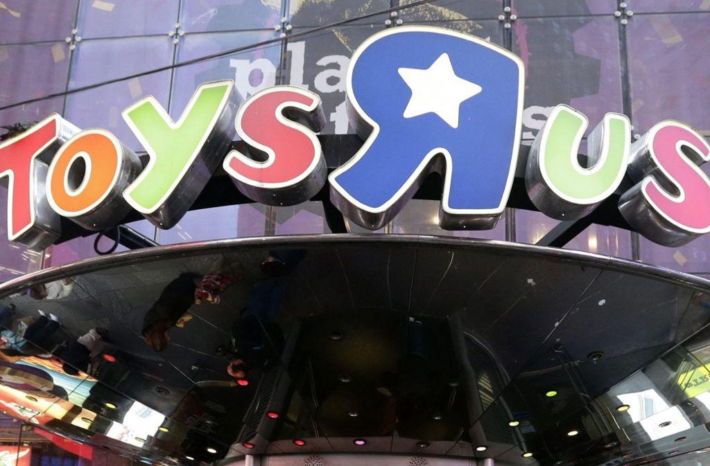 Toys-R-Us gibt es seit 1948 in den USA und seit 1987 in Deutschland. Doch schon bald könnten die Lichter für immer ausgehen.Foto:dpa Foto: