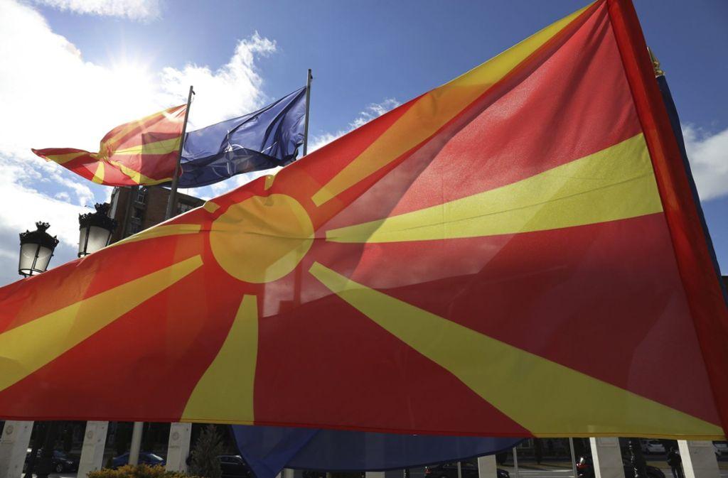 Grund für den Namensstreit war, dass es im Norden Griechenlands auch eine Provinz mit dem Namen Mazedonien gibt. Foto: AP