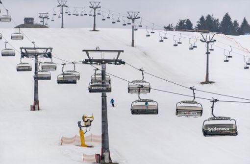 Skisaison am Feldberg geht vorzeitig zu Ende