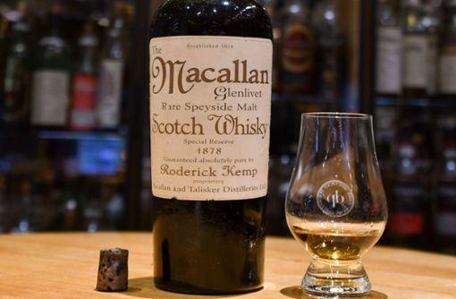 Rekordpreis für Whiskey bei Auktion