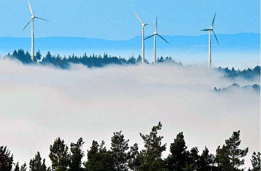 Windkraftausbau könnte bald stillstehen