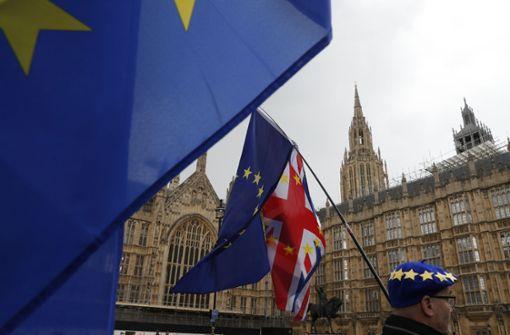 May bittet EU um Aufschub bis 30. Juni