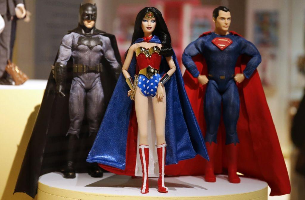 Superhelden übersicht