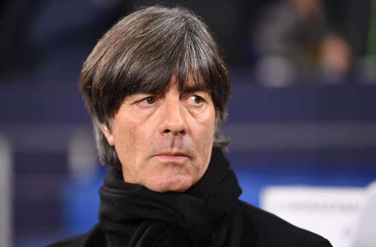 Bundestrainer Joachim Löw Foto: dpa/Marius Becker