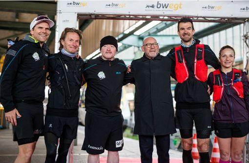 Laufstars starten in Stuttgart