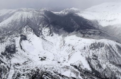 Soldat stirbt bei Übung in Skigebiet
