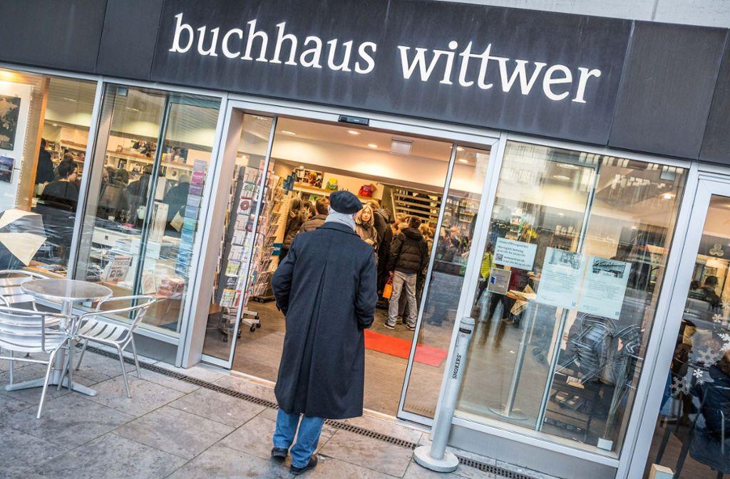 Thalia wird zukünftig die drei Standorte von Wittwer, Stuttgart Königstraße (im Bild), Breuningerland Ludwigsburg sowie Breuningerland Sindelfingen, fortführen. Foto: Lichtgut/Julian Rettig