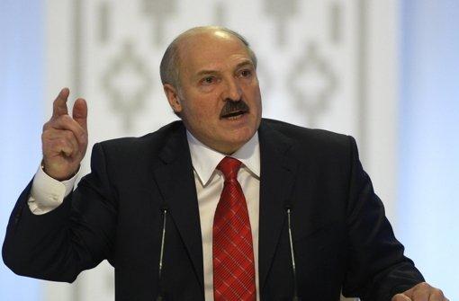 Der ungeliebte Gast aus Minsk