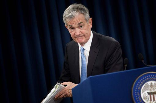 US-Notenbank reagiert auf Konjunktursorgen
