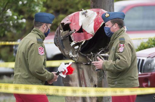 Flugzeugabsturz während Kunstflugshow – Pilotin stirbt