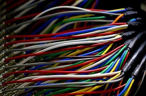 Bezirksbeirat fordert schnelles Internet