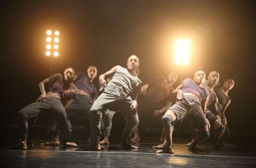 Tanzend um die Welt