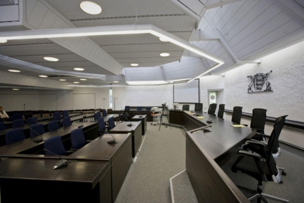 Landgericht Stuttgart Geschäftsverteilungsplan