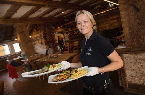 Restauranttest: Das Himmelreich am Ebnisee