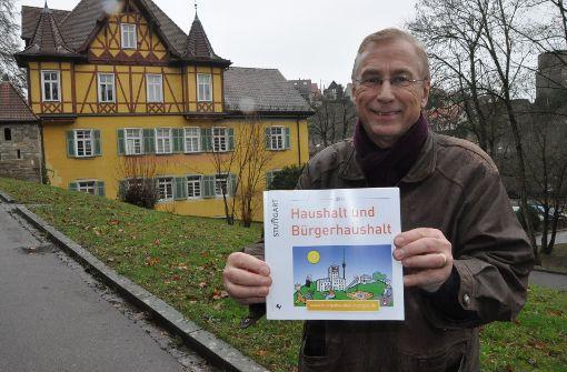 Michael Lietz  hatte sich zuletzt als ehrenamtlicher Multiplikator für den Bürgerhaushalt Verdienste erworben. Foto: Georg Linsenmann
