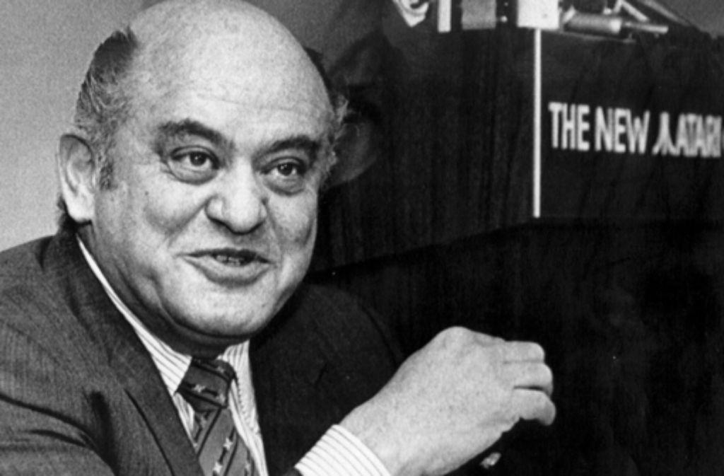 Jack Tramiel gründete die Firma Commodore und ging später zu Atari. Foto: AP