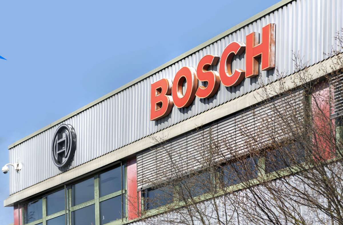 Bosch wird in Schwäbisch Gmünd annähernd 2000 Stellen abbauen. Foto: imago images/Future Image