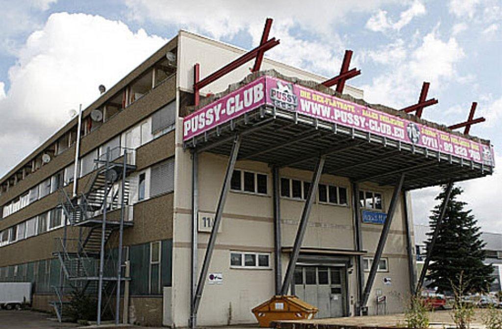 Fotostrecke: Pussy-Club in Fellbach: Chronologie eines
