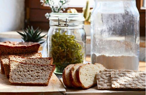 Schon ein Brotkrümel führt zu Brechreiz