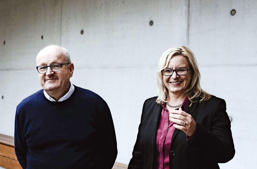 Seit 30 Jahren leitet der Gründer Ulrich Dietz GFT – nun löst ihn Marika Lulay ab. Foto: GFT