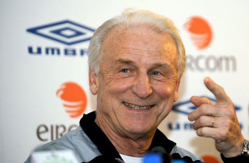 Ex-VfB-Trainer ist erstmals Ur-Großvater