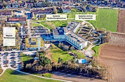 Krankenhaus: Sanierung wird zehn Millionen Euro günstiger