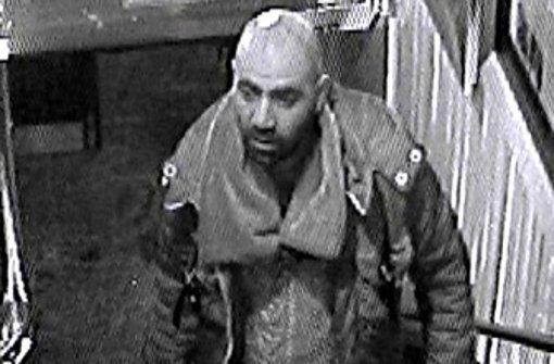 Polizei sucht mit Foto nach Täter