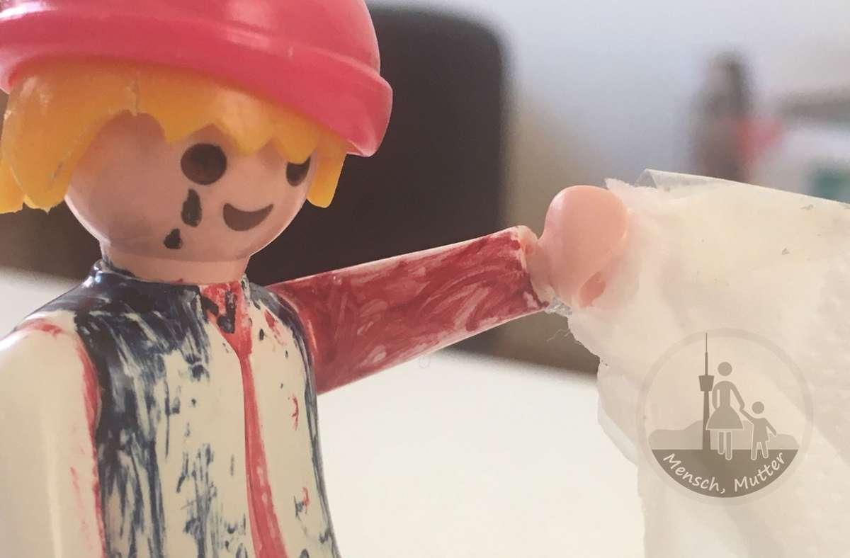 Winke, winke! Die Kindergartenzeit des Sohnes ist vorbei. Unsere Kolumnistin findet das schön und traurig zugleich. Foto: wel