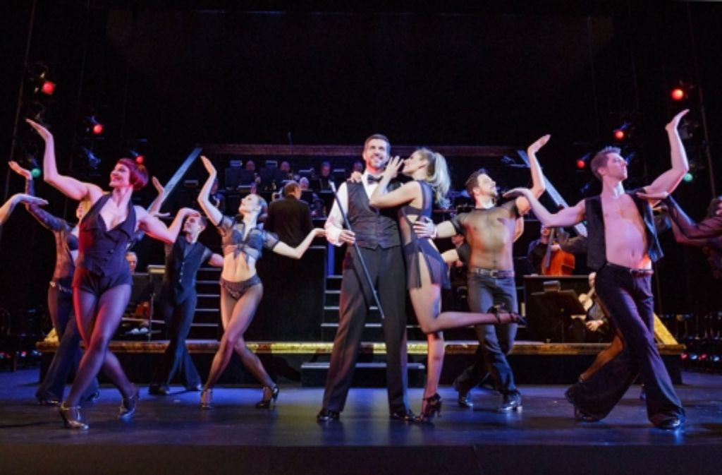 """Wird das Musical """"Chicago"""" bald durch """"Rocky"""" ersetzt? Foto: Stage Entertainment Stuttgart"""