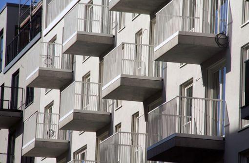 Die Zahl der Neubauwohnungen im Ländle steigt