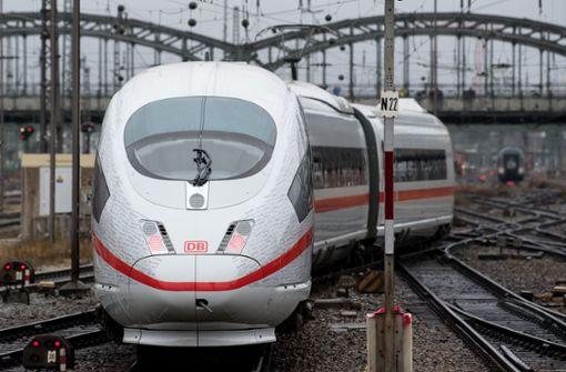 Zwei Drittel der Züge sind unpünktlich