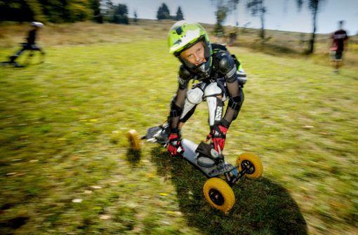 Mountainboard fahren kann (fast) jeder