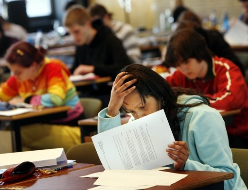 In allen 16 Bundesländern sollen die Abi-Prüfungen vergleichbar werden. Foto: dpa