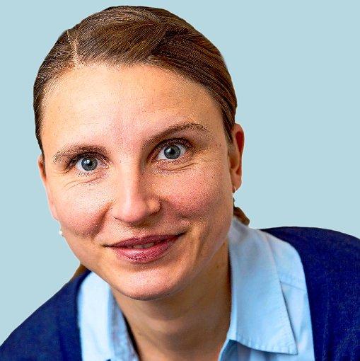 Filderzeitung: Judith A. Sägesser (ana)