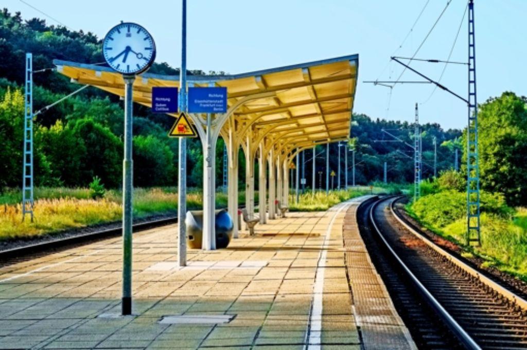 140 Milliarden Euro sollen  in den Erhalt von Schienen, Straßen und Wasserwegen fließen. Foto:
