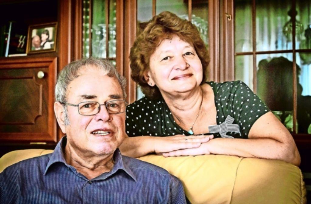 Das Ehepaar kümmert sich   seit über 30 Jahren um die Bewohner. Foto: lg/Achim Zweygarth