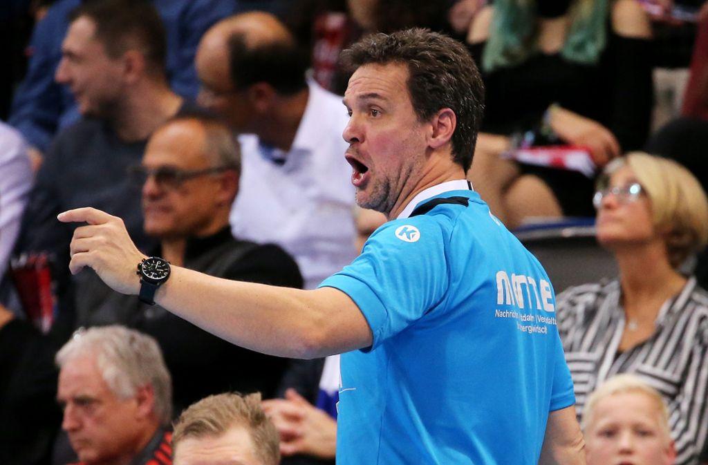 Markus Baur, der Weltmeister von 2007, traut dem deutschen Team nach Platz vier bei der Handball-WM noch viel zu. Foto: Baumann