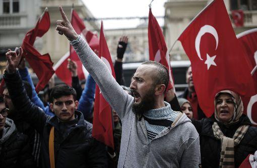 Linke und CSU für Abzug der Soldaten aus der Türkei