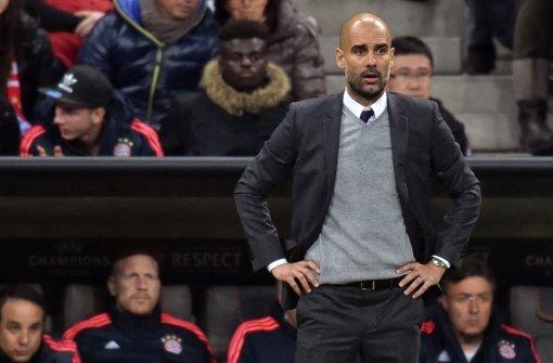 Guardiola schmeichelt dem VfB