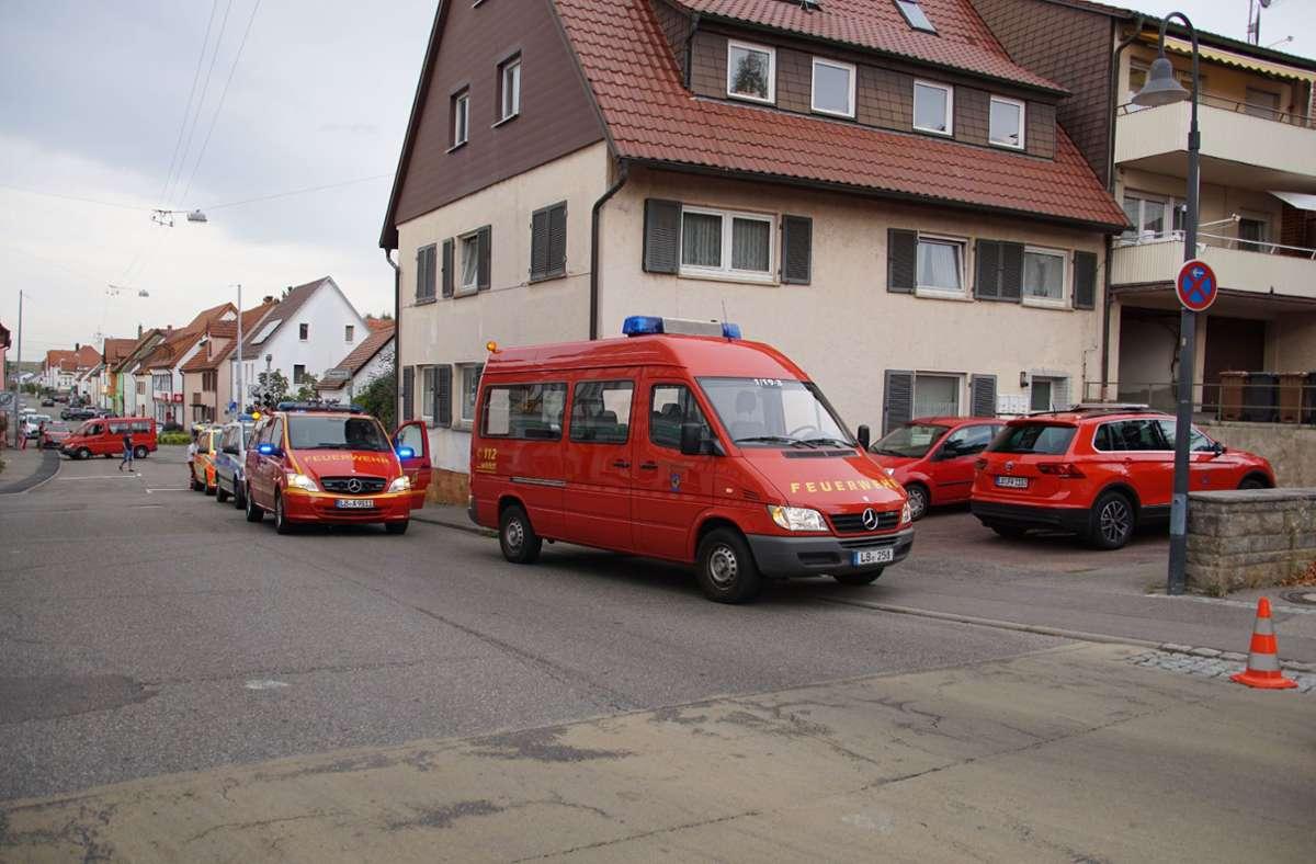 Am Mittwoch kam es zu dem Feuerwehreinsatz in Poppenweiler. Foto: SDMG/SDMG / Hemmann