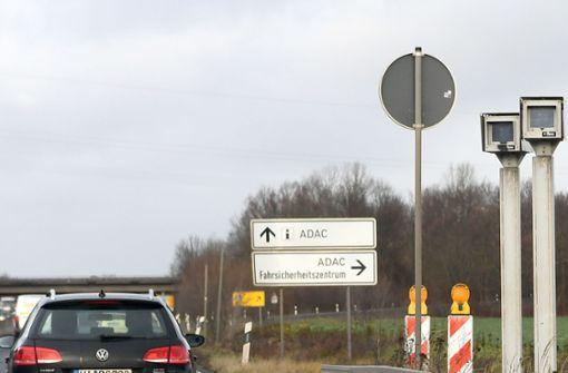 Erstes Streckenradar in Deutschland wird verboten
