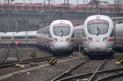 Bahn lehnt ICE-Halt in Heilbronn ab