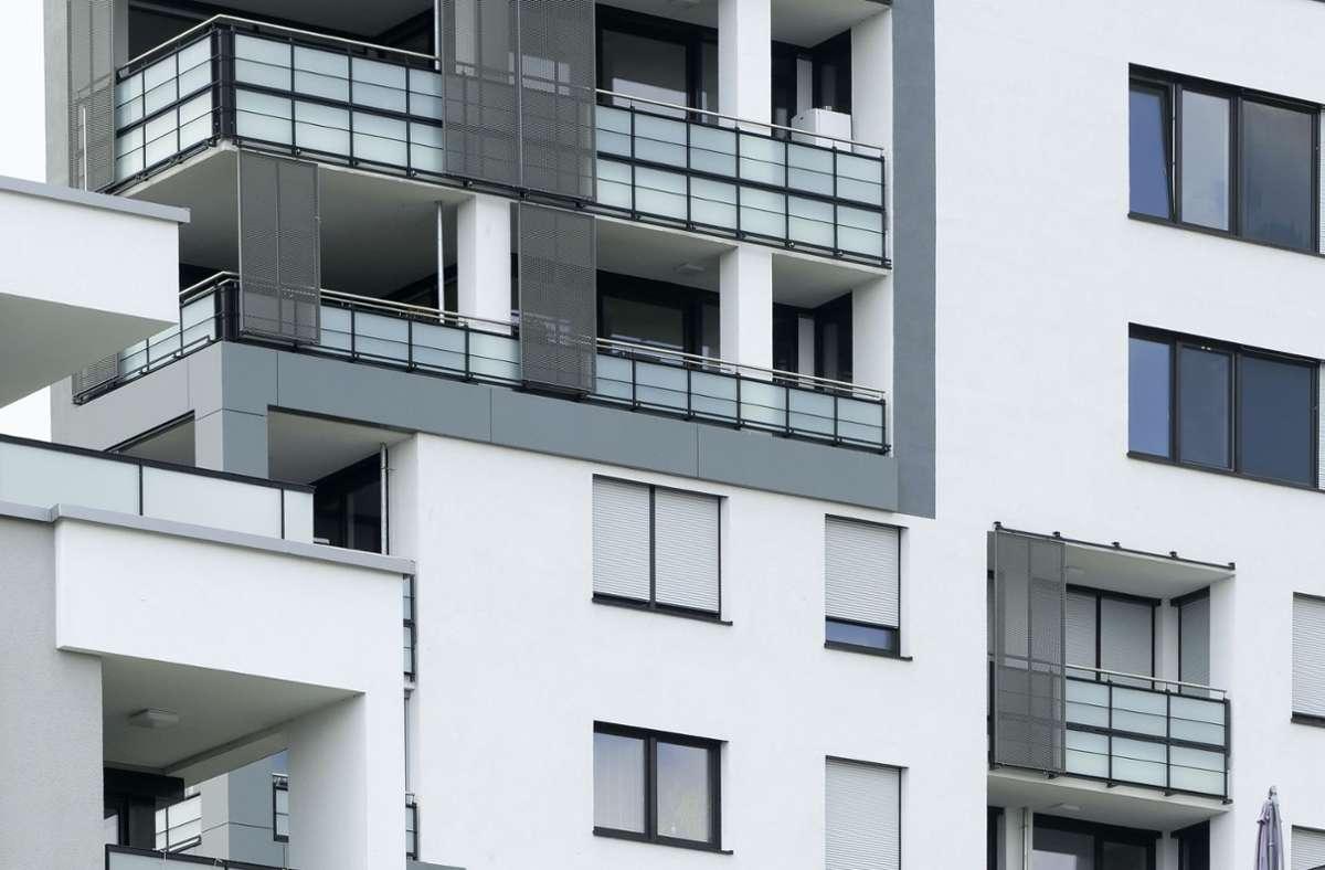 Das ist der Böblinger Weg, der Wohnungsnot zu begegnen. Mit atemberaubendem Tempo baut die Stadtverwaltung  neue Quartiere in der Innenstadt. Foto: factum/Simon Granville