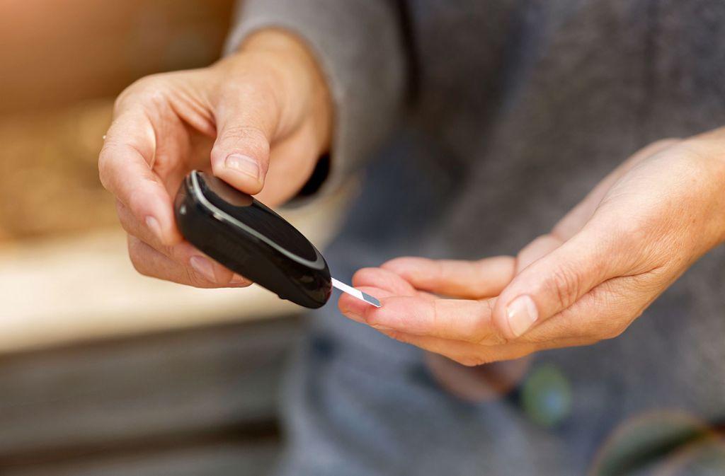 Diabetiker, deren Blutzucker gut eingestellt ist und die nicht an Folgeerkrankungen leiden, haben im Fall von Coronaviren kein höheres Ansteckungsrisiko Foto: stock.adobe.com/pikselstock