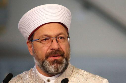 Predigt mit homophoben Aussagen sorgt  in der Türkei  für Aufregung