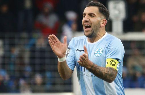 """Enzo Marchese erwartet eine """"enge Schlacht"""" im Wembley"""
